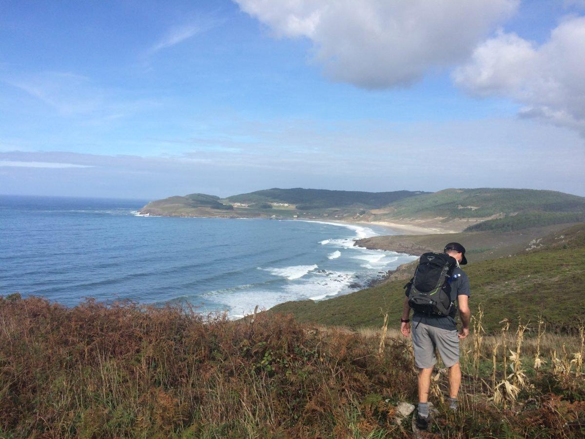 Camino del norte, Muxia, hiking, travel
