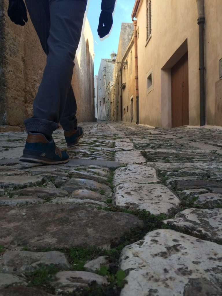 Italy, shoes, walking
