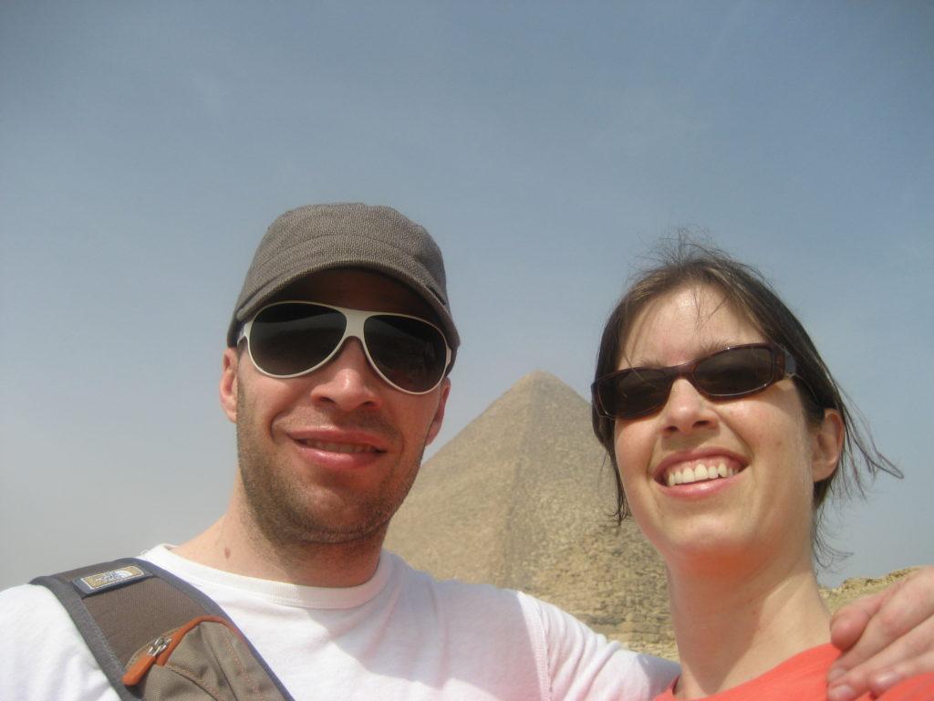 pyramids, Egypt, wonders of the world