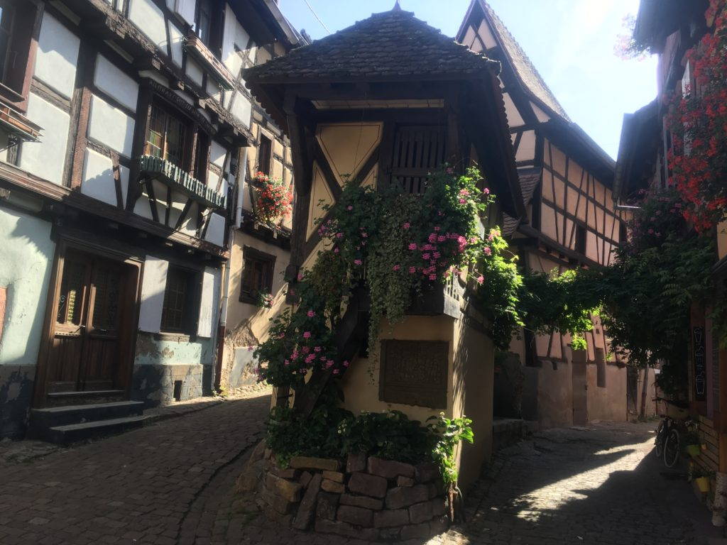 Small house in Eguisheim