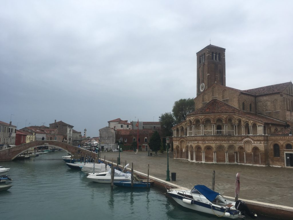 Cathedral in Murano