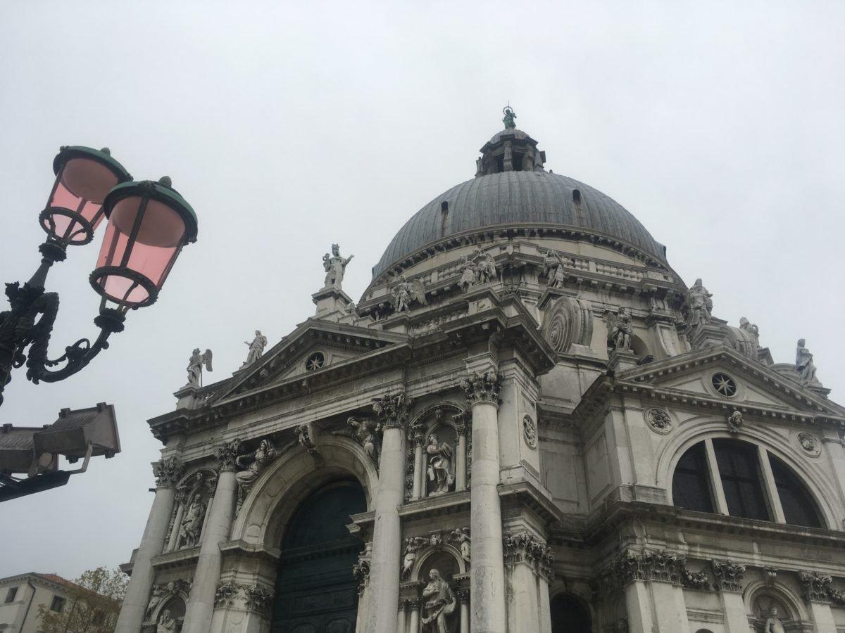 The dome of Basilica de San Marco in Venice