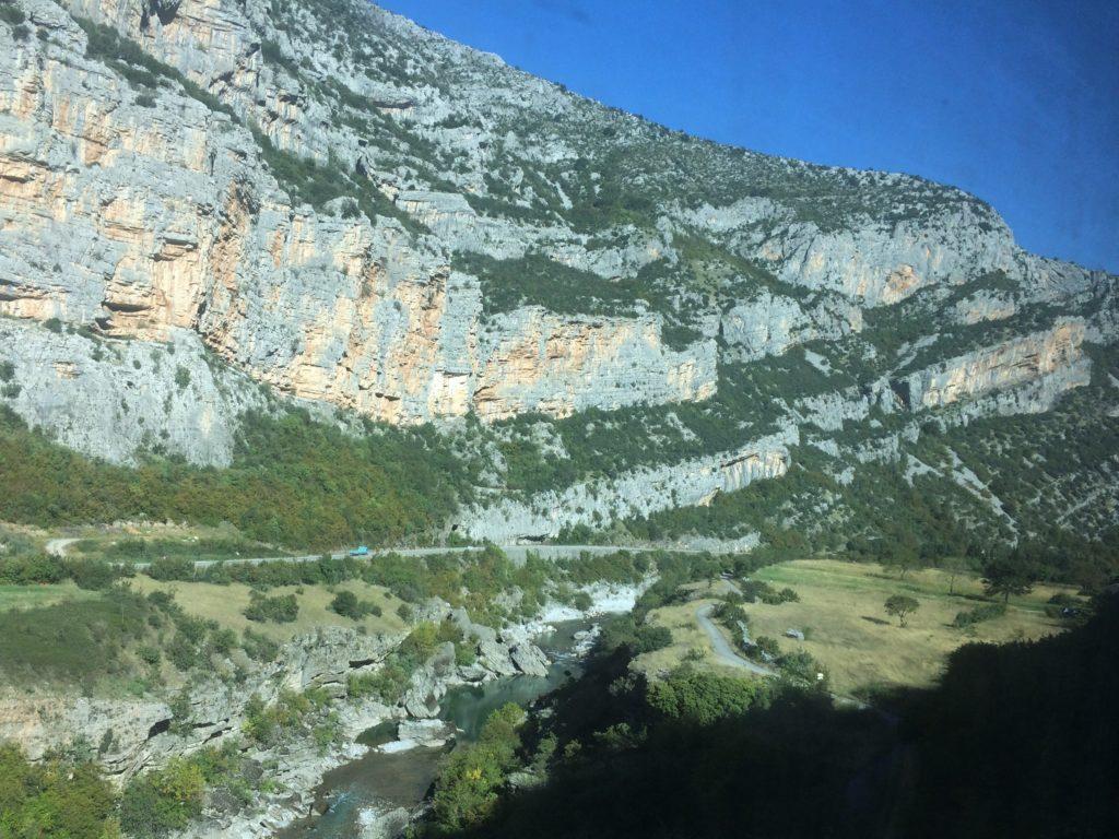 River in Montenegro