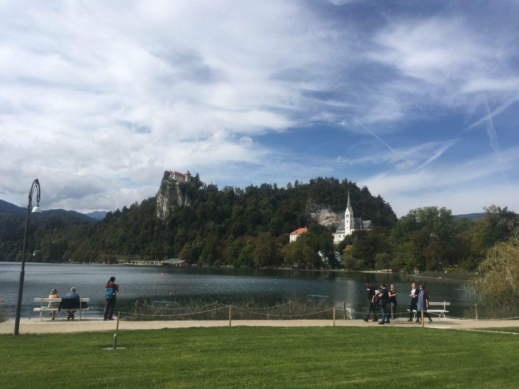Bled Park, Slovenia