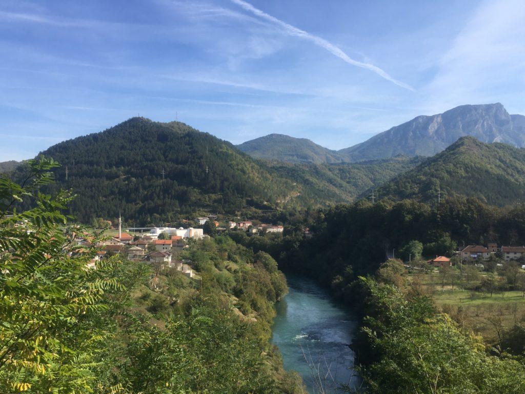 Neretva River, Bosnia and Herzegovina