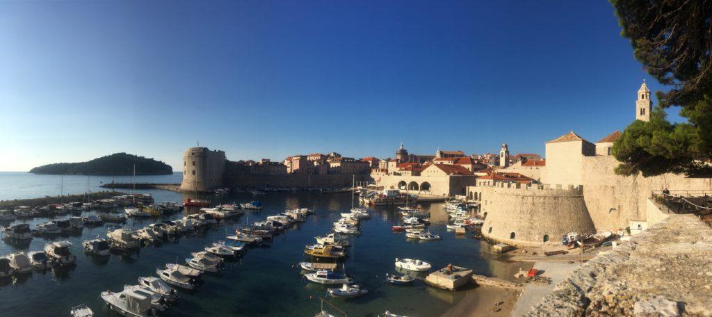 Old Port, Dubrovnik