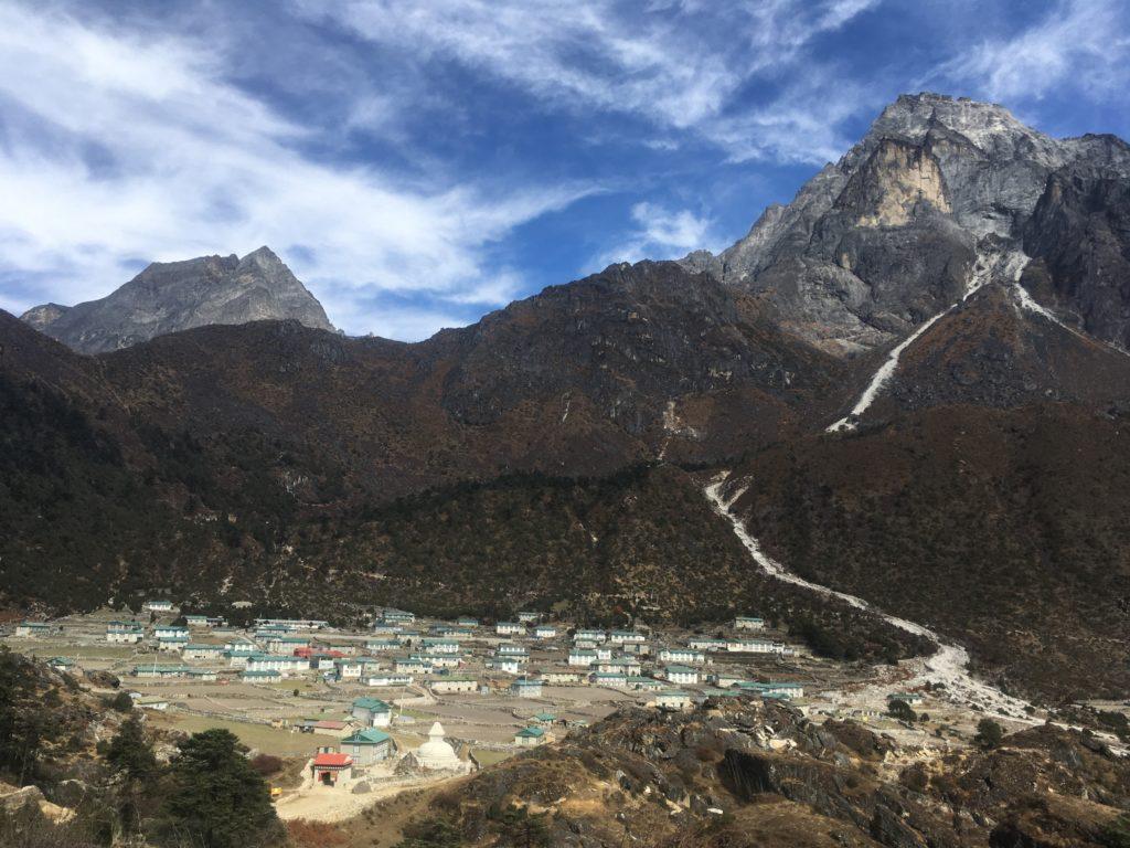Khunde, Nepal