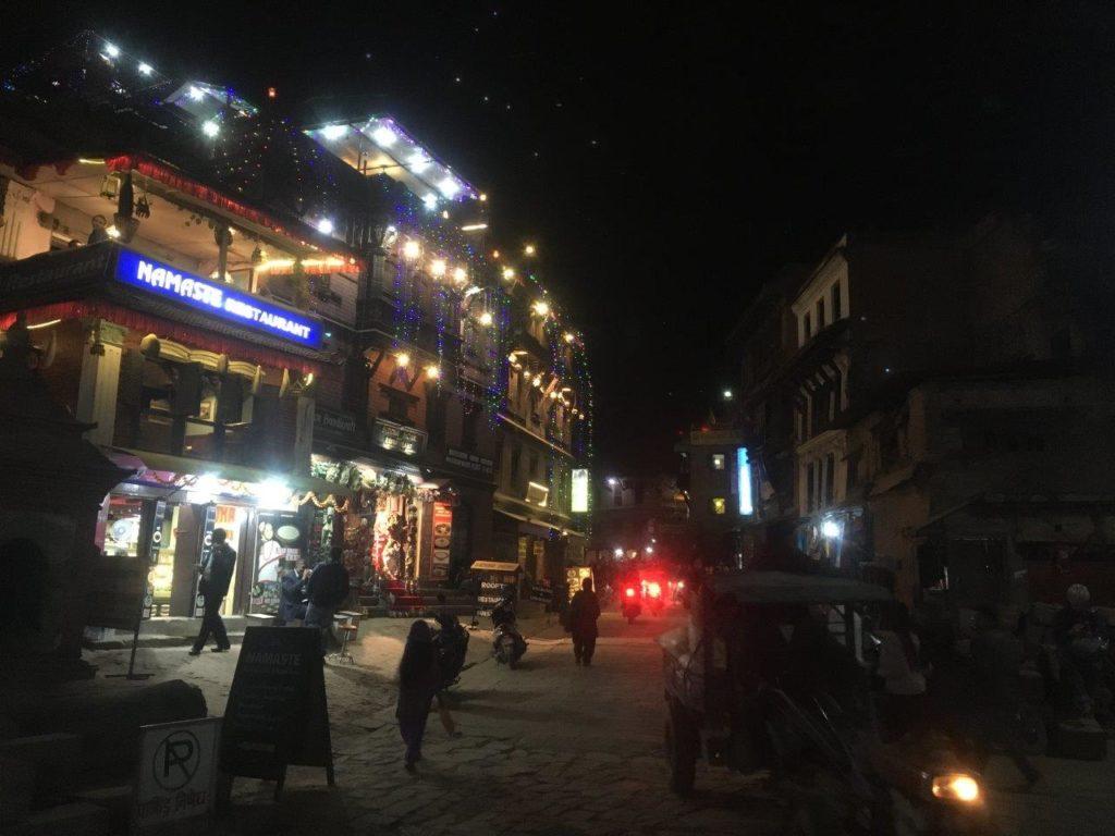 Taumadhi Tole, Bhaktapur, Nepal