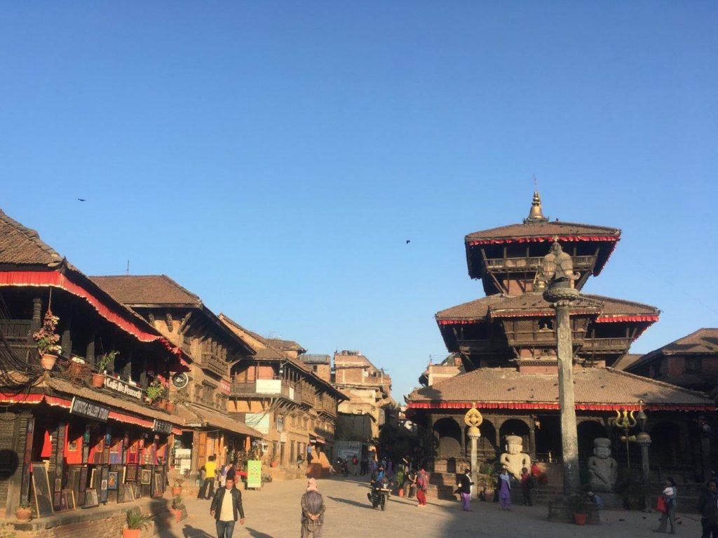 Dattatreya Square, Bhaktapur, Nepal