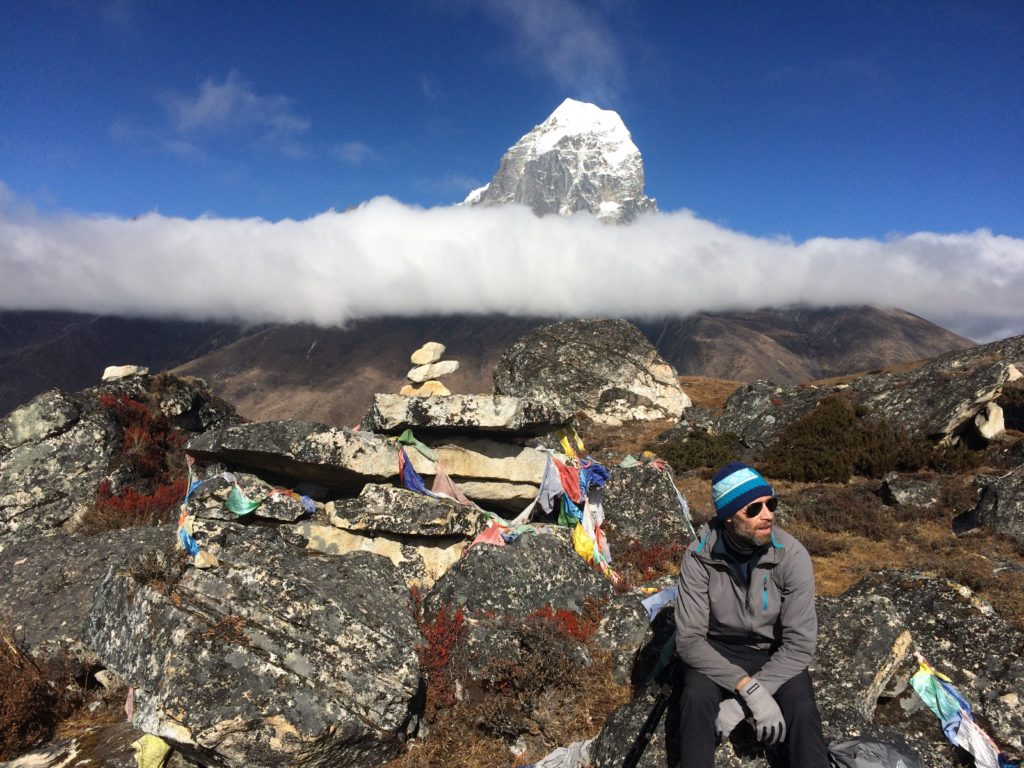 Ama Dablam Base Camp, Nepal