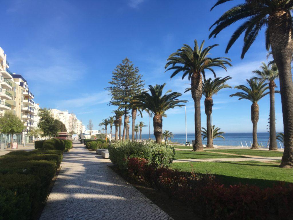 Algarve malecon