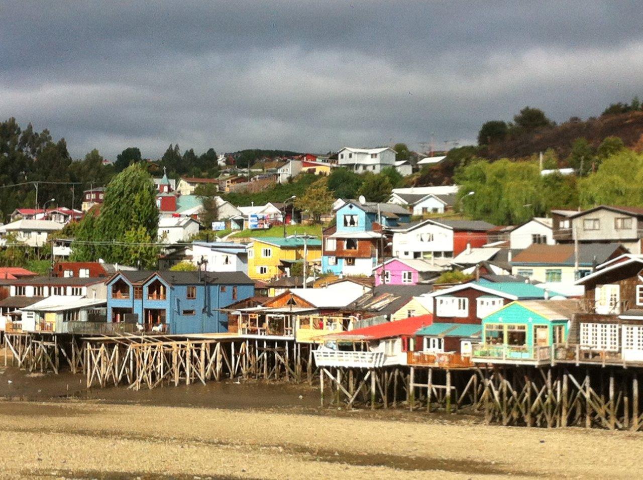 Castro, Chiloe, Chile