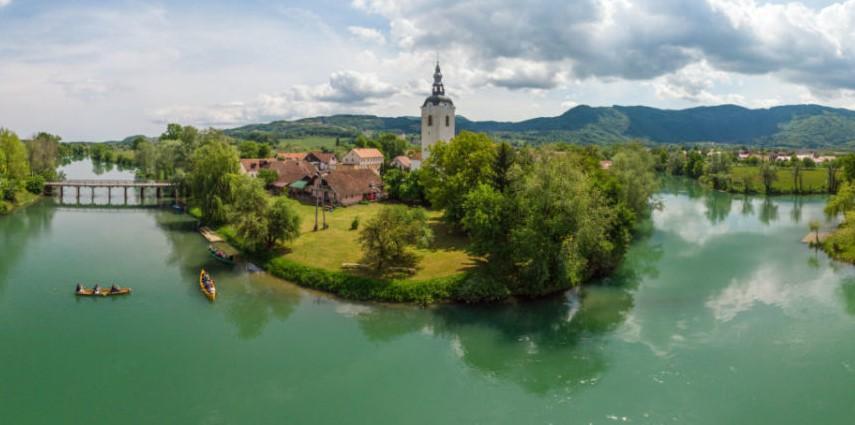 Kostanjevica na Krki, Slovenia