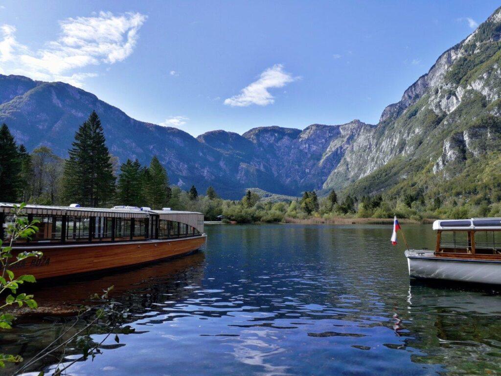Lake Bohinj, Slovenia