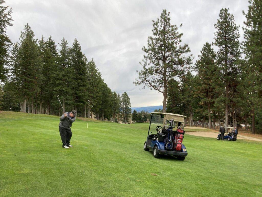 Shannon Lake Golf Course, British Columbia