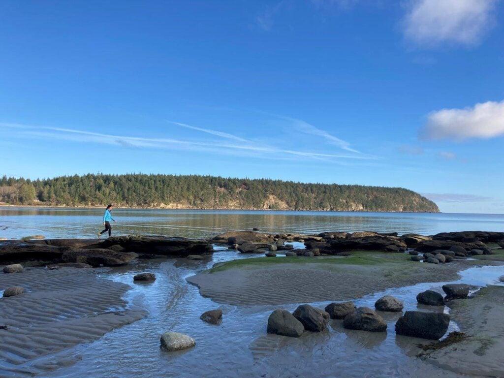 Hornby Island, British Columbia