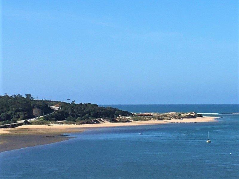 Praia das Furnas beach near Vila Nova de Milfontes Portugal