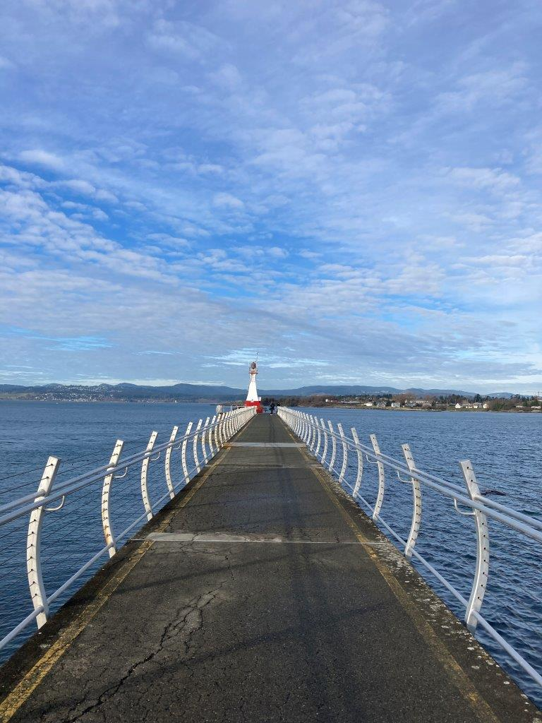Breakwater Lighthouse - Victoria BC