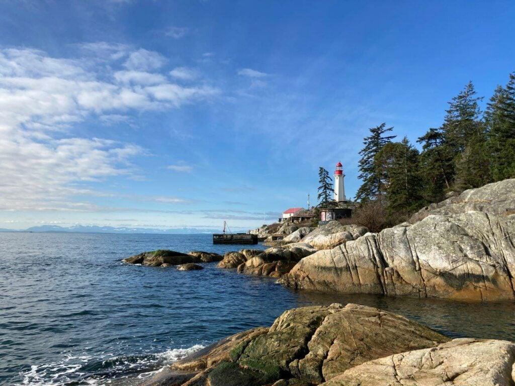 Lighthouse Park BC