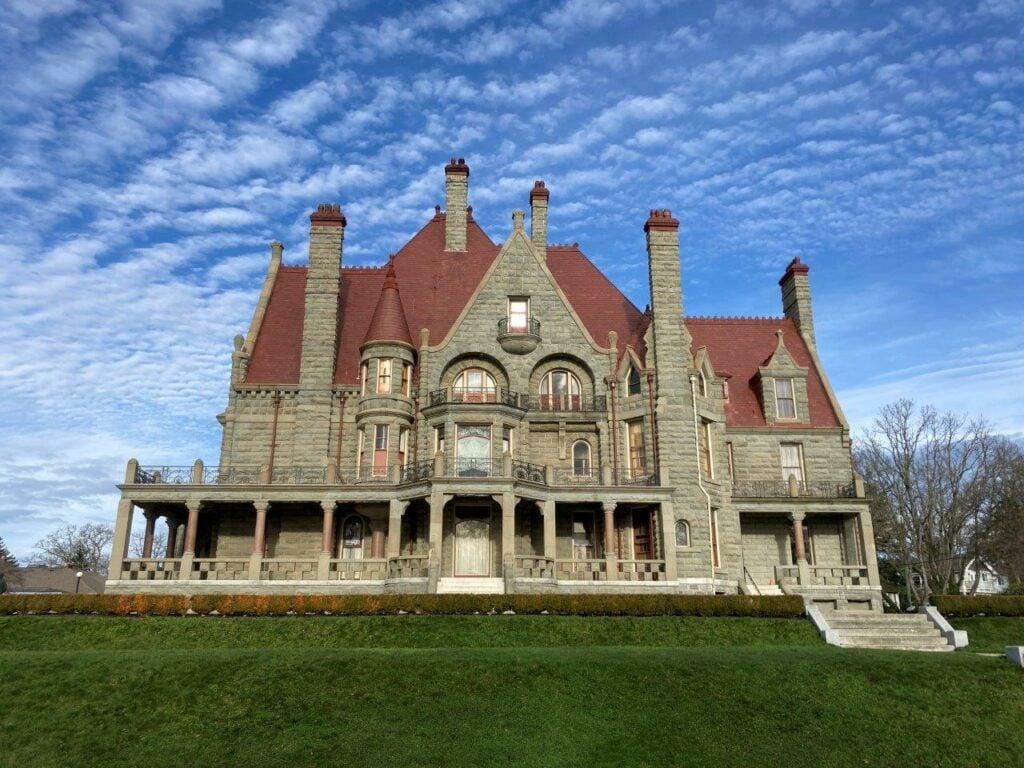 Craigdarroch Castle Victoria BC