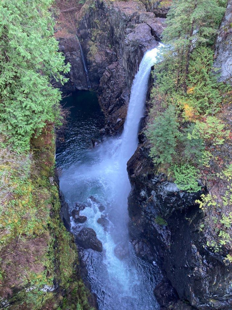 Elk Falls, Campbell River BC