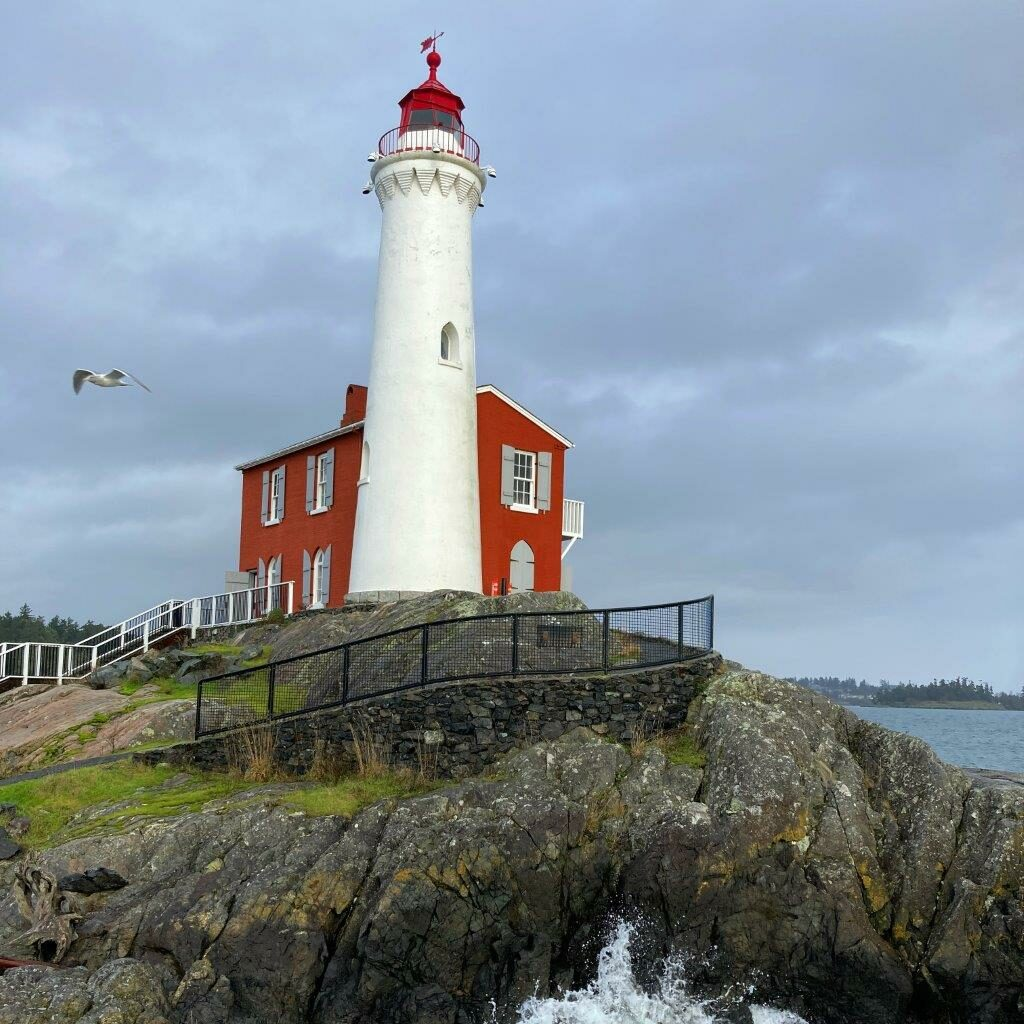 Fisgard Lighthouse Victoria BC
