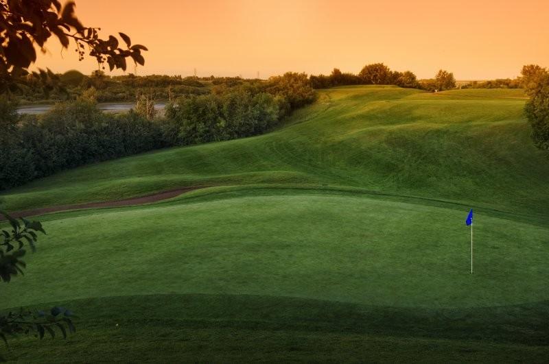 Holiday Park golf course in Saskatoon SK