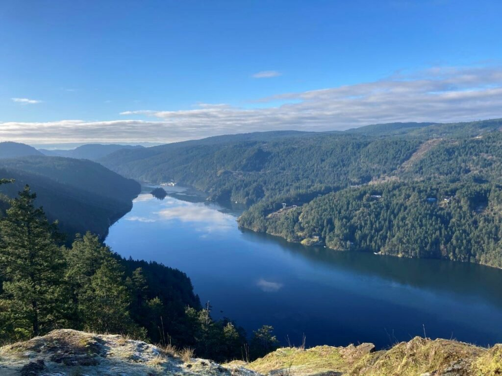 Jocelyn Hill viewpoint Victoria BC