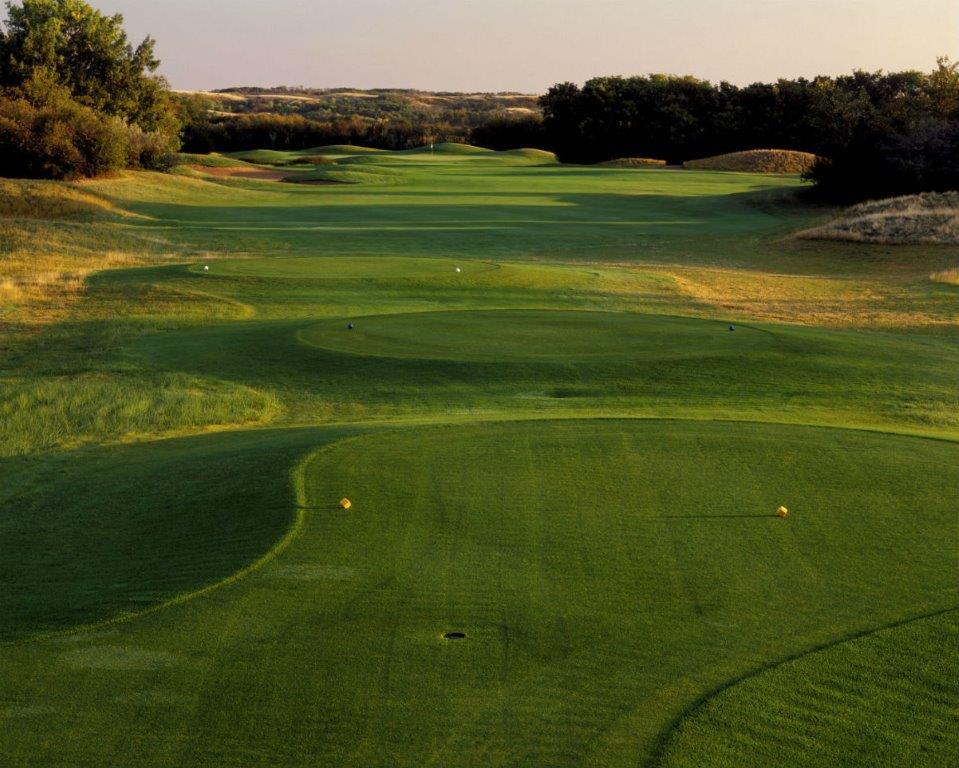 Moon Lake golf course in Saskatoon SK