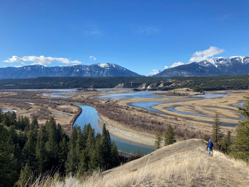 Old Coach Trail Invermere BC