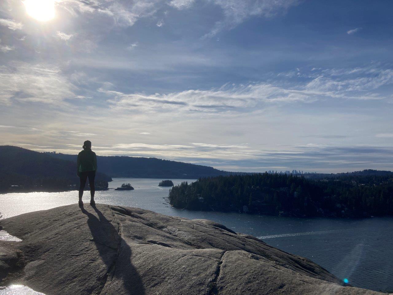 Quarry Rock Vancouver BC