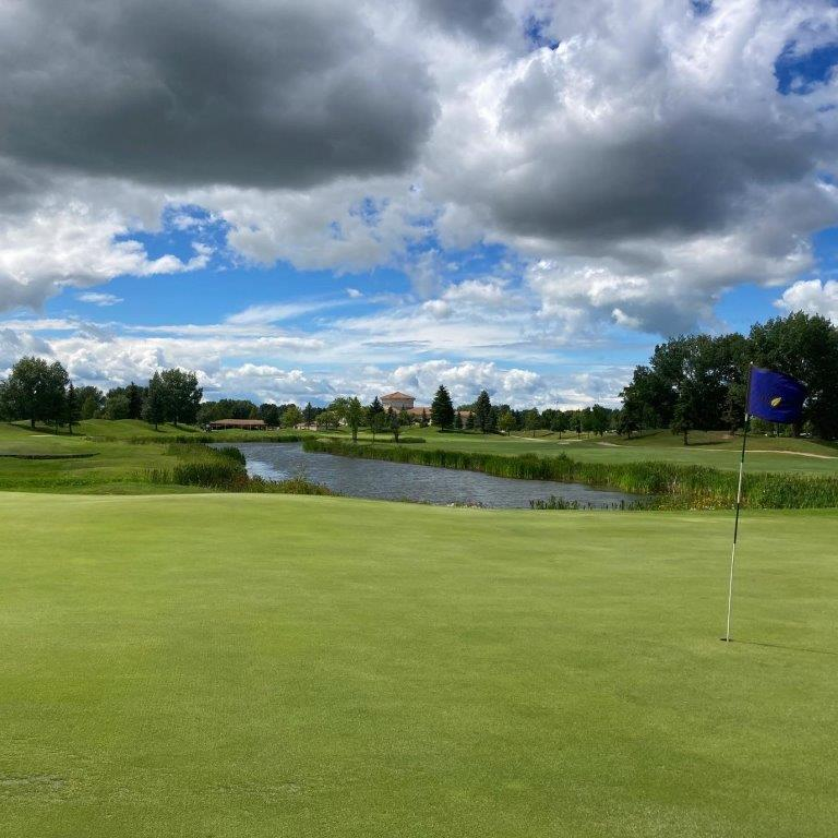 The Willows Golf Course in Saskatoon SK