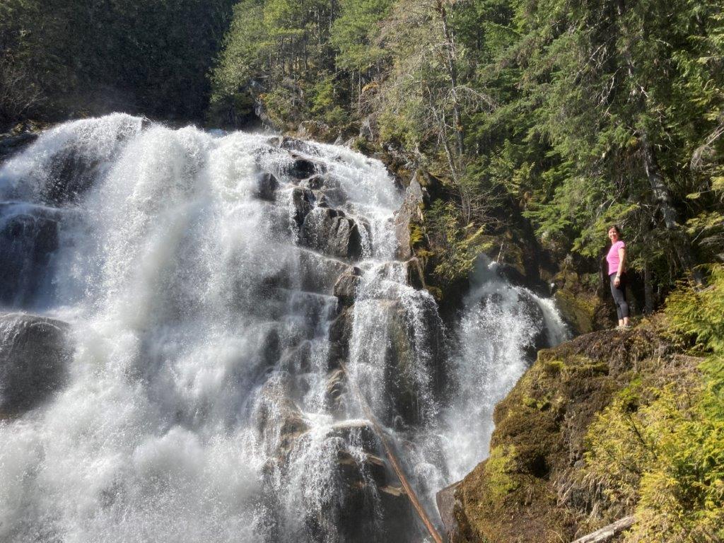 Crooked Falls BC