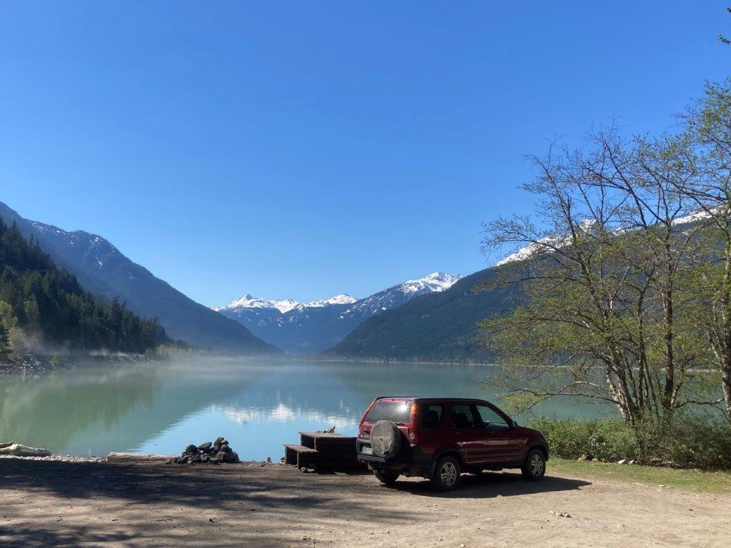 Lilloet Lake