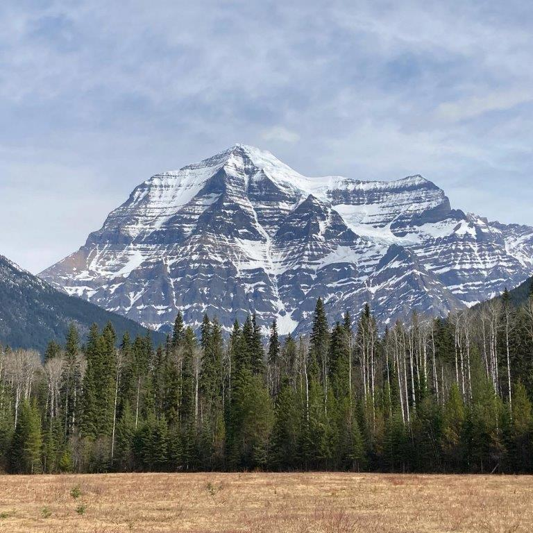 Mount Robson BC