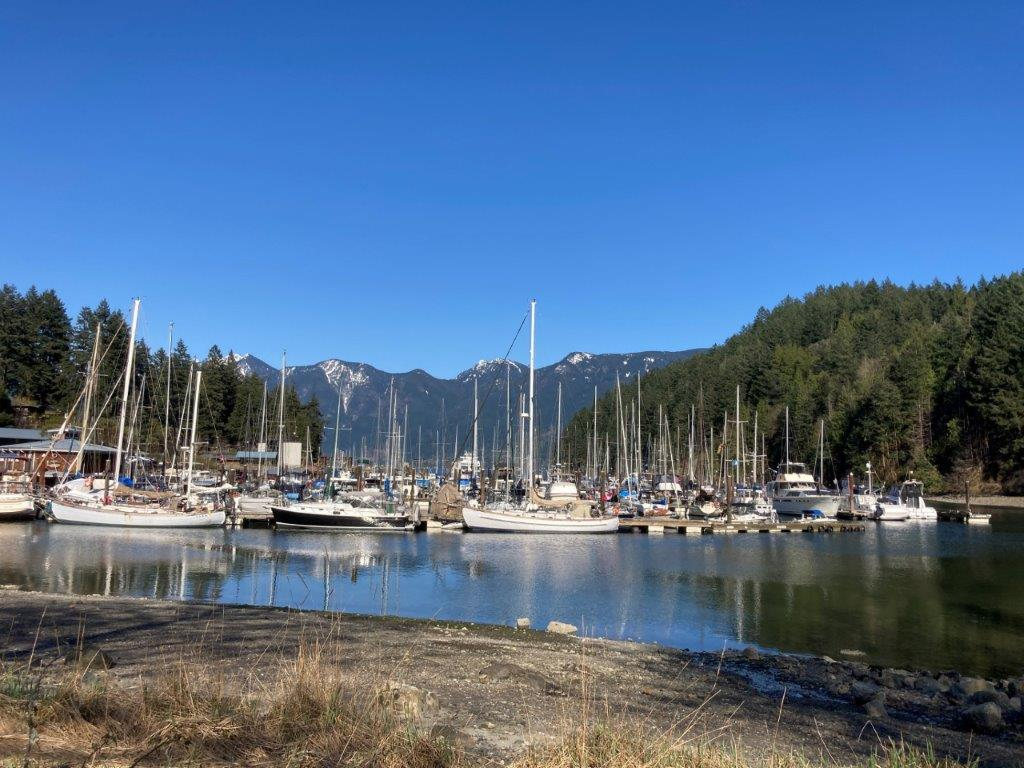 Snug Cove, Bowen Island, British Columbia
