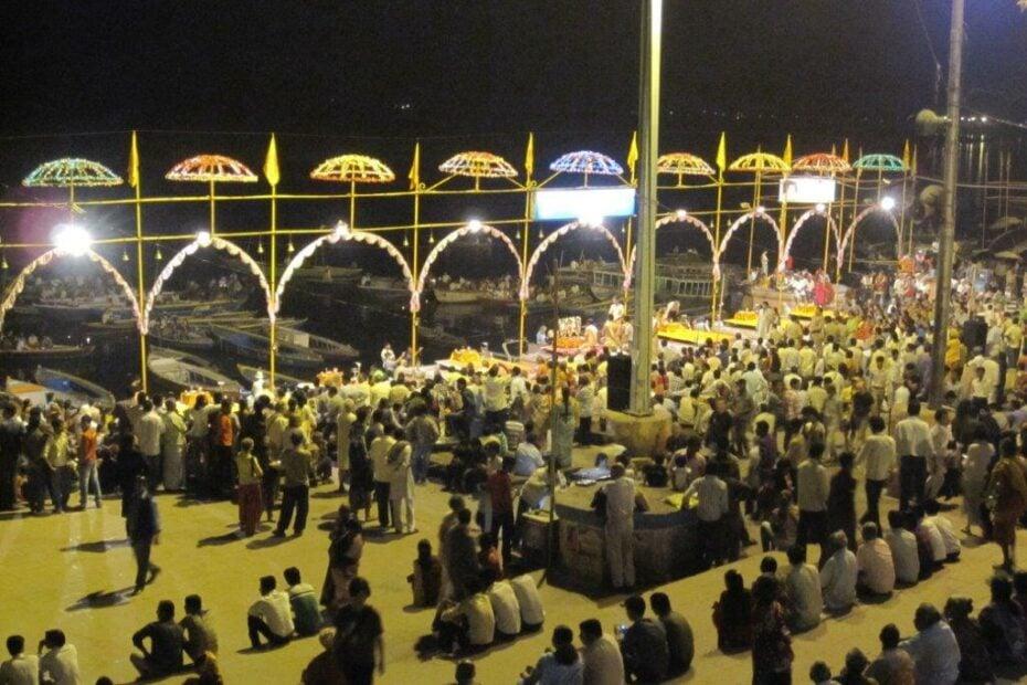 Varanasi on the Ganges