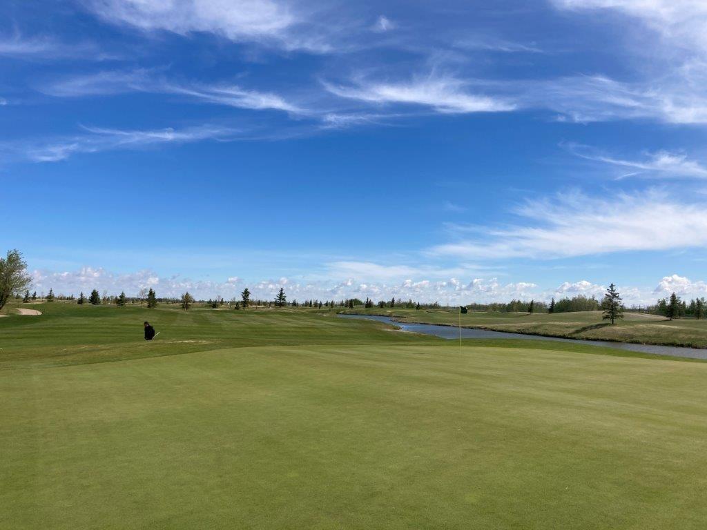 The Legends Golf Course in Warman, Saskatchewan