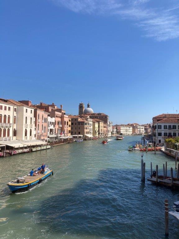 Grand Canal from Ponte degli Scalzi