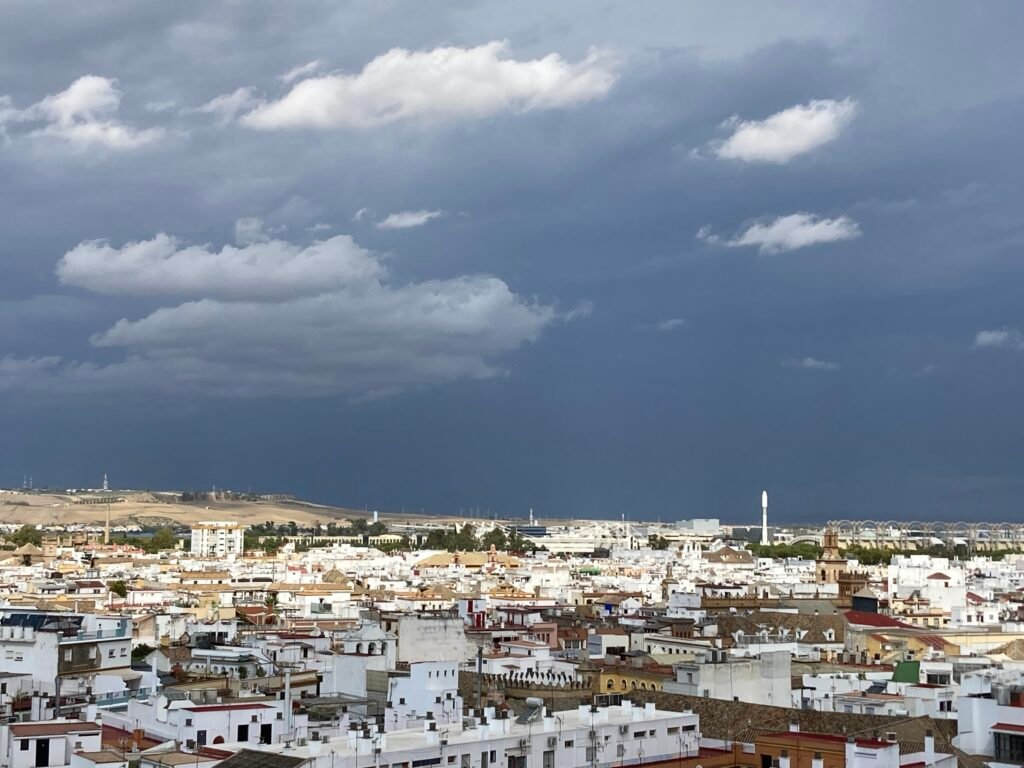 View of Seville from Las Setas what to do in Seville