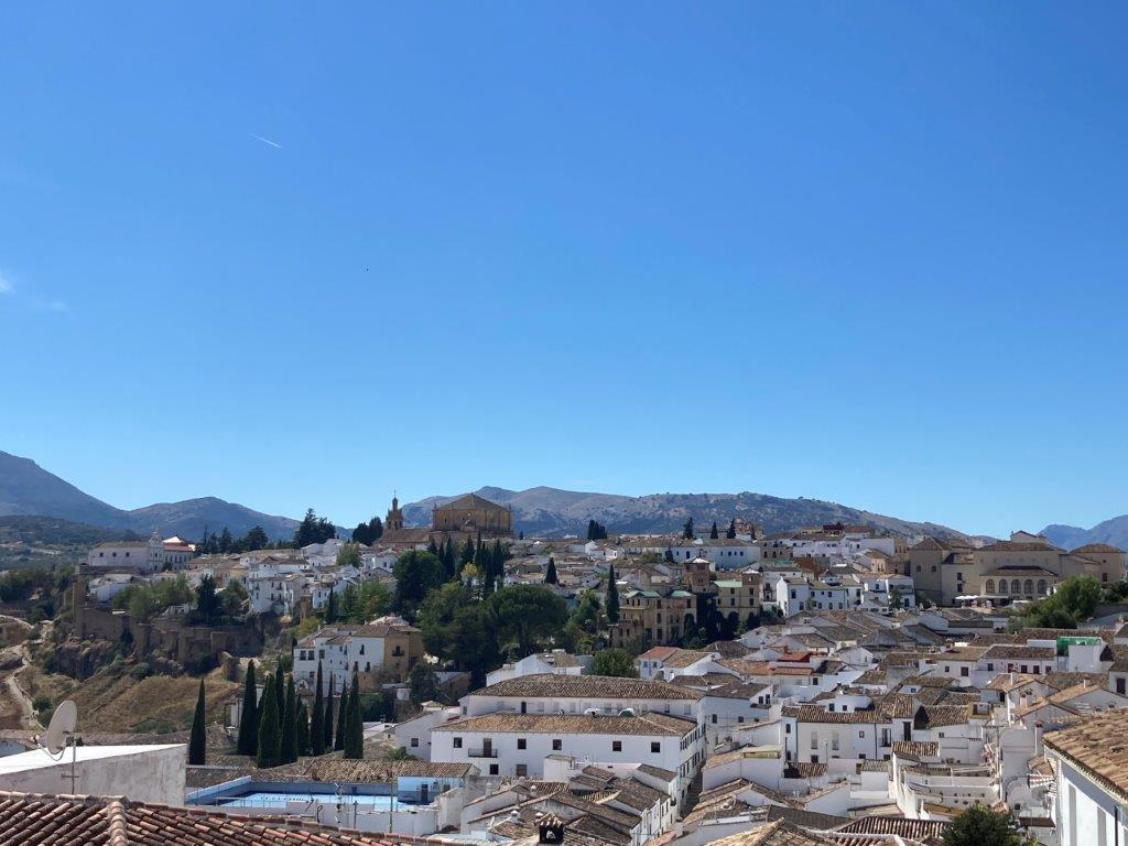 Old Town of Ronda Spain