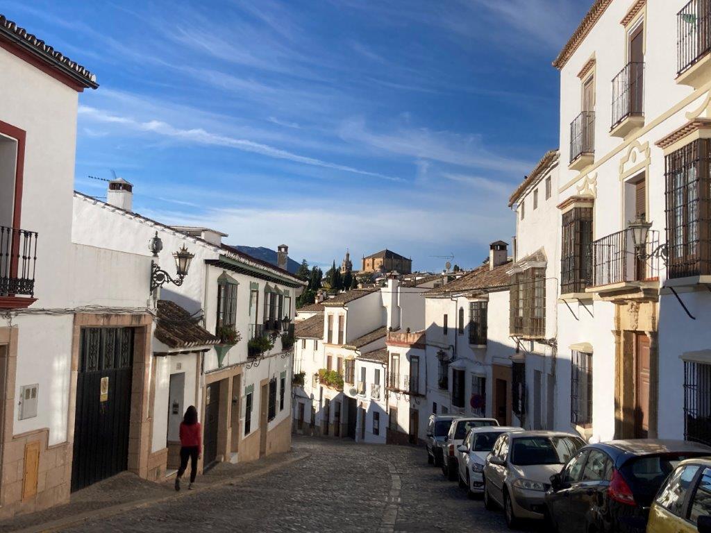Calle Senorita Cecilia Ronda Spain