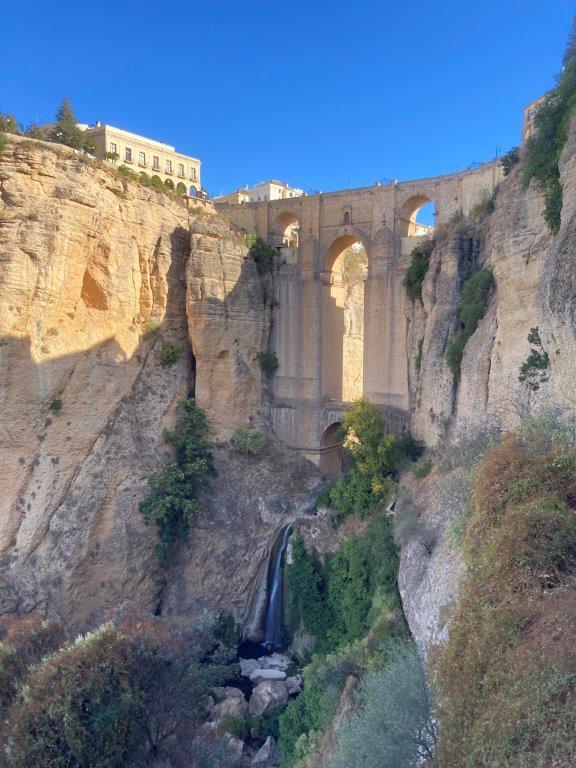 Mirador de Puente Nuevo Ronda Spain