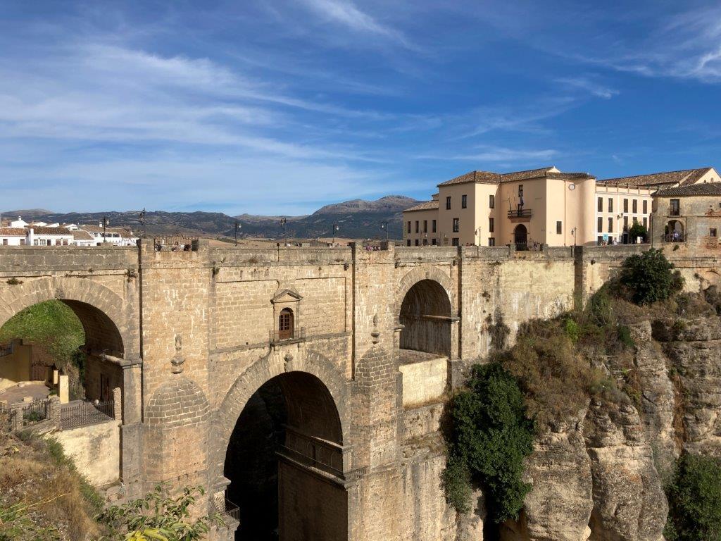 View from the Parador de Ronda